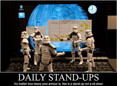 Scrum'ın Günlük Planlama Toplantısı: Daily Scrum