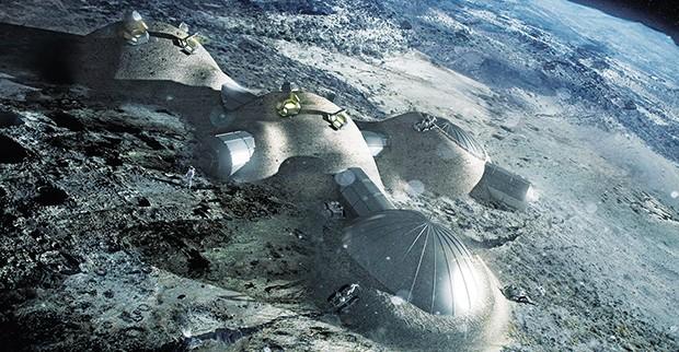 Το 2050 πιθανότατα στη σελήνη θα κατοικούν 1.000 άνθρωποι