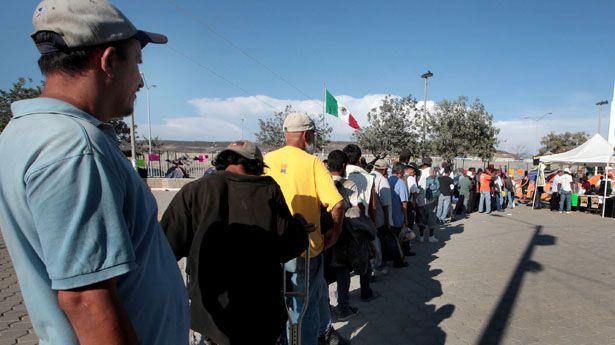 EU deportará a México migrantes de cualquier parte del mundo
