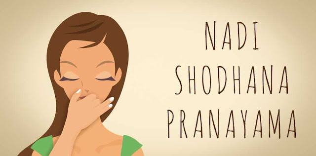 Nadi Shodhana (Alternate Nostril) Pranayama