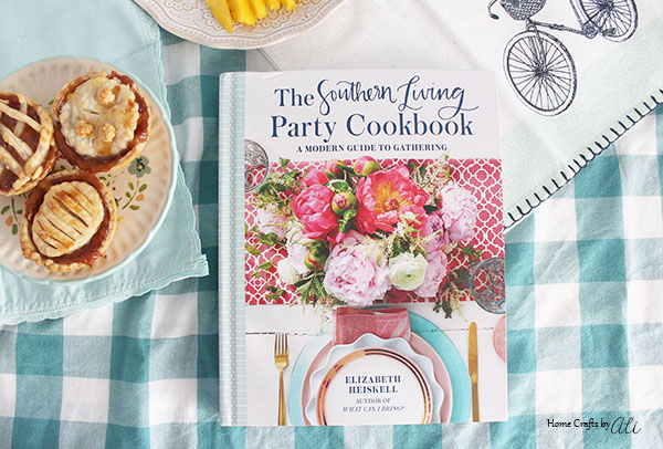 make party planning easy with The Southern Living Party Cookbook