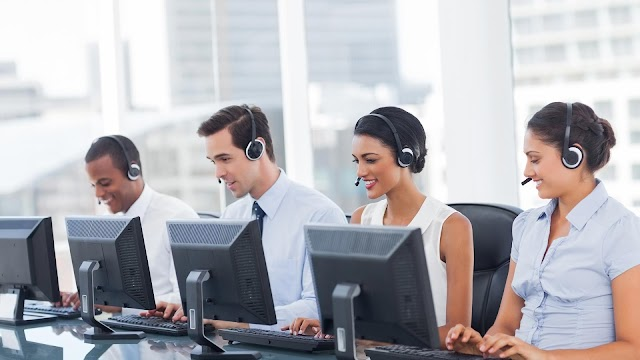 Casting Pemotretan Customer Center Elektronik