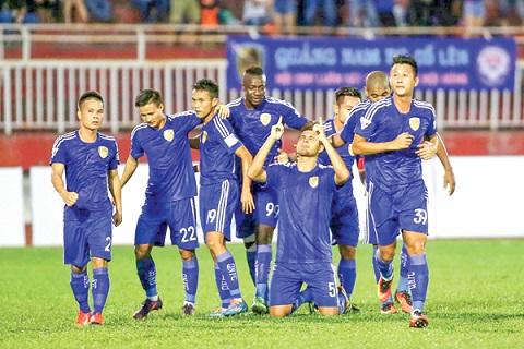 Chiến thắng bất ngờ tạo nên kỳ tích cho đội bóng Quảng Nam