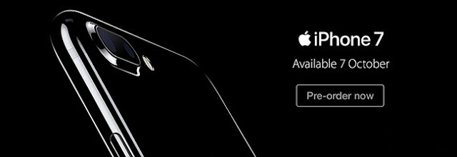 iPhone 7 Pre-order with Rs 10000 cashback