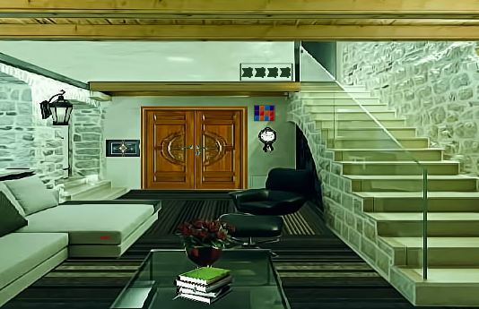 EscapeGamesZone Lavish Living Room Escape Walkthrough