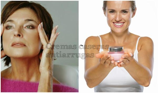 Cómo hacer una crema antiarrugas - Belleza