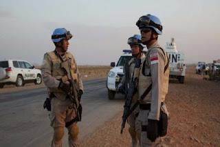 Hem .. Tentara Indonesia Ditangkap di Sudan, Karena Kedapatan Selundupkan Senjata - Commando