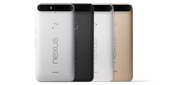 Google Nexus 6P - colors