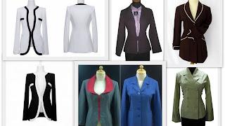 Baju Kerja Wanita Blazer Formal Dan Simple