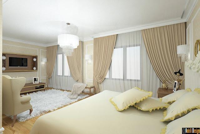 Design interior living casa stil clasic Brasov - Amenajari interioare Brasov.