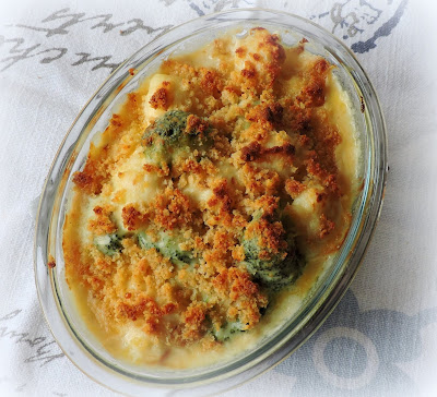 Proper Bechamel - Broccoli & Cauliflower Cheese A tutorial