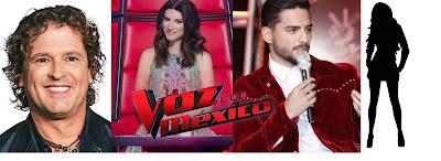 Maluma y Laura Pausini regresan a La Voz México