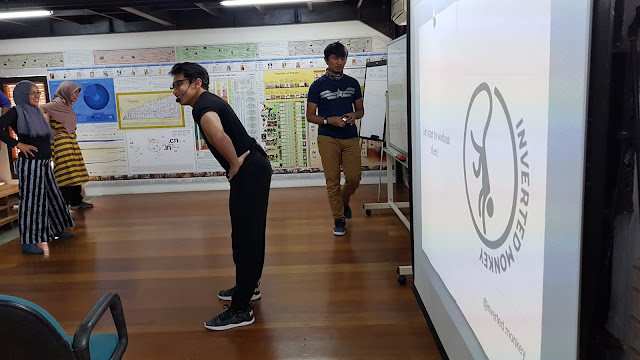 ngumpul sehat dukung asian games 2018