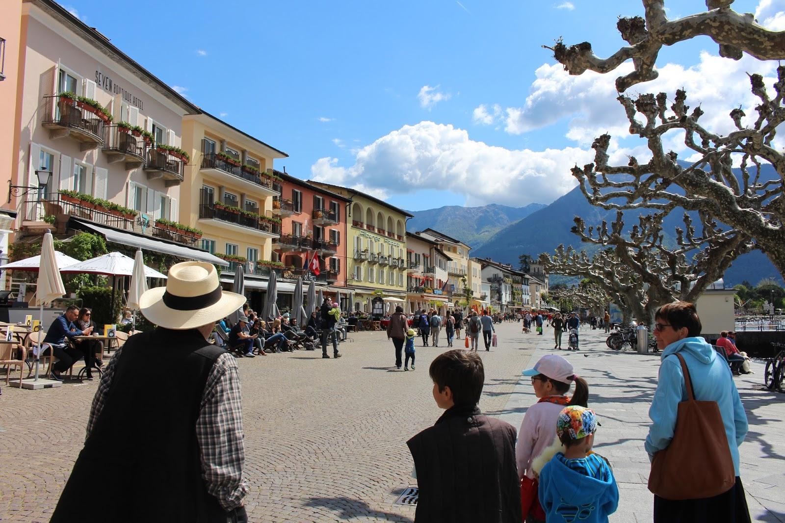 Ascona, Ticino
