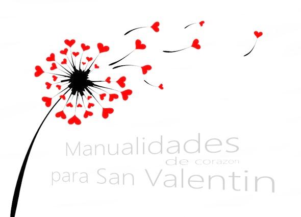 manualidades, san valentín, corazón, corazones, fiestas