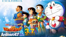 Ảnh trong phim Doraemon: Nobita -Vũ Trụ Anh Hùng Kí 1