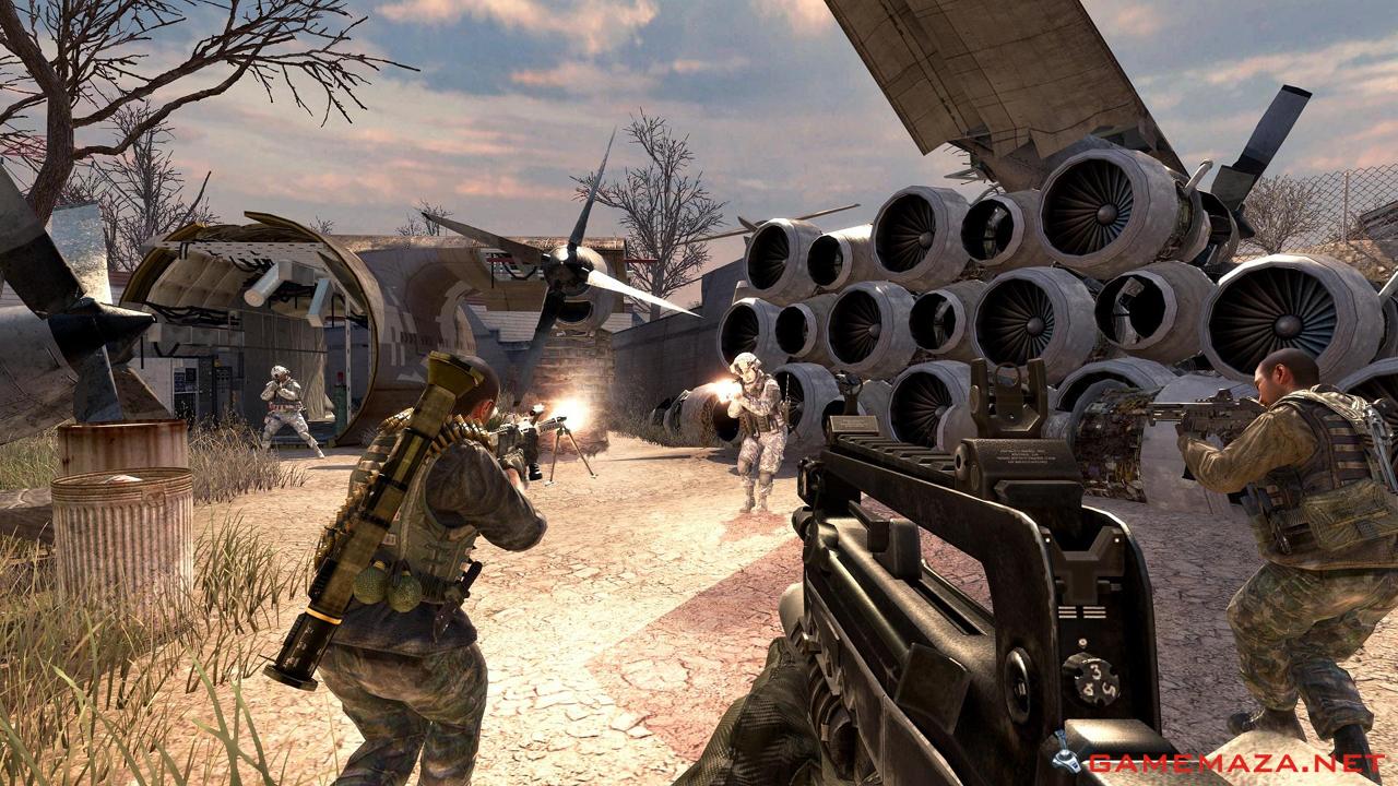 Call of duty modern warfare 2 alteriwnet download
