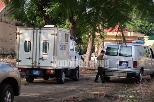 Tiêm thuốc độc tử hình Nguyễn Hải Dương