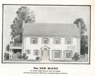 catalog image of Sears New Haven model 1931-32