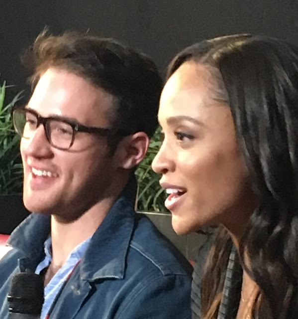 Video Interview: chatting with 'Days of our Lives' Casey Moss and Sal Stowers