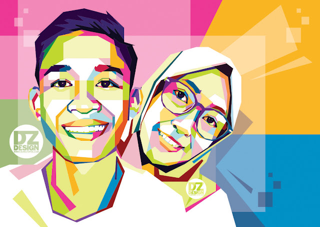 WPAP Couple Robin & Riska