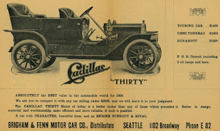 First Radio In A Car The 1929 Cadillac And Lasalle Range Of Cars Were To Have Company Ed Daimler Had Previous Provided An After