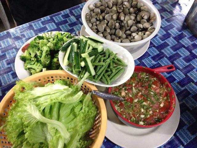 Ketagih Salad Kerang