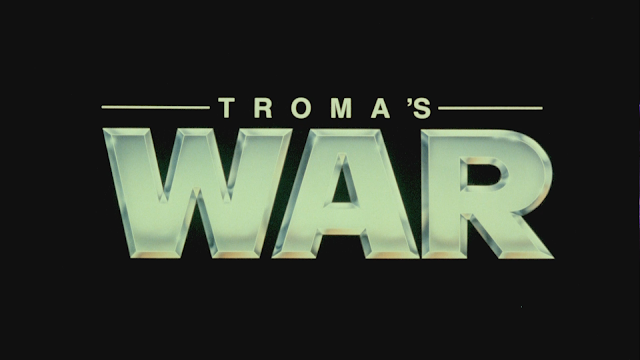 Troma's War Title Card