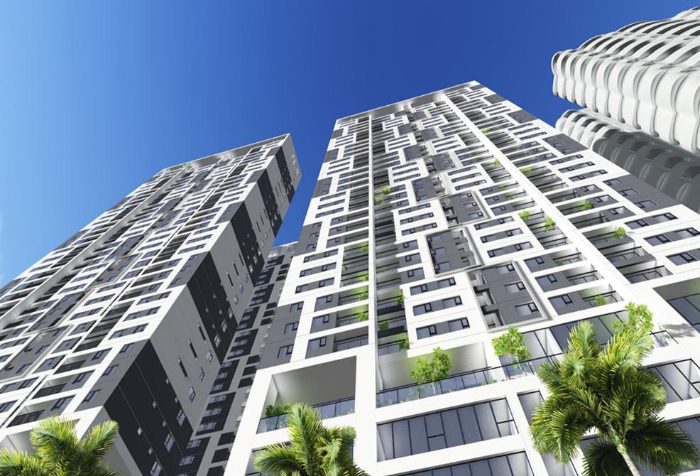 Bảng giá chung cư Phú Mỹ Complex, mở bán đợt 1