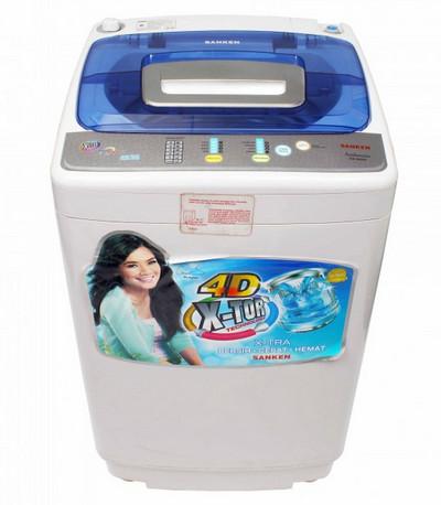 gambar mesin cuci sanken
