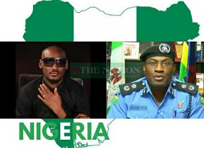 Finally Lagos Police and 2face Reach Truce on Nationwide Protest