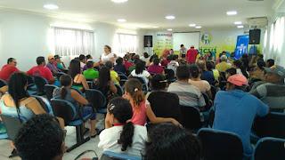 Prefeitura de Picuí paga servidores, bolsa do EJA e lança programa de inclusão digital