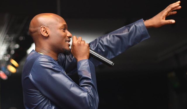 Tuface Protest