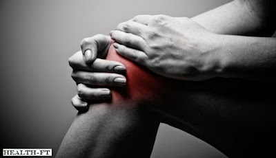 knee pain and roughness