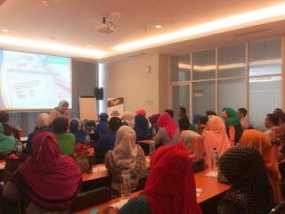 """Seminar Peluang Bisnis. """"1 Reseller 1 Kelurahan """" bersama SUSU HAJI SEHAT & KOPI TAJIR 24 April 2017 Kota Padang, Sumatera Barat"""