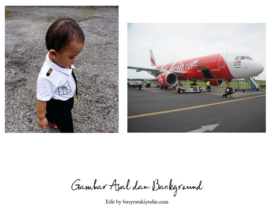tukar background gambar, photoshop cs6, edit gambar, instagram photo, pilot, lapangan terbang,