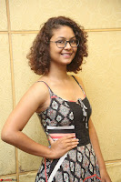Actress Aditi Myakal Looks gorgeous in Sleeveless Deep Neck Top at Ami Tumi success meet ~  Exclusive 162.JPG