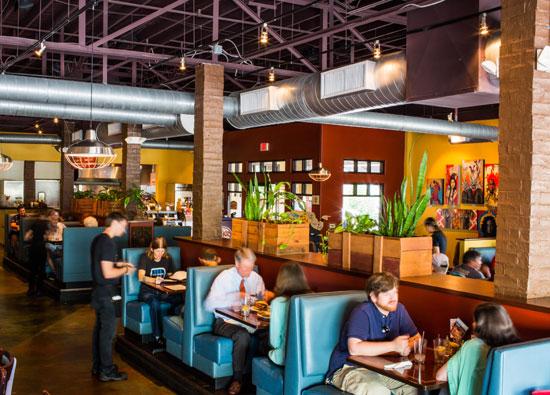 Restaurante Ethos Vegan Kitchen em Orlando