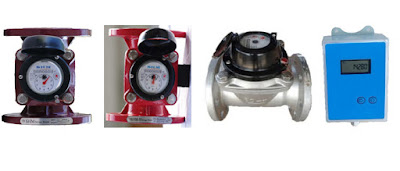 Header * Water Meter / Flow Meter