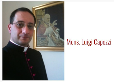 Image result for monsignor capozzi