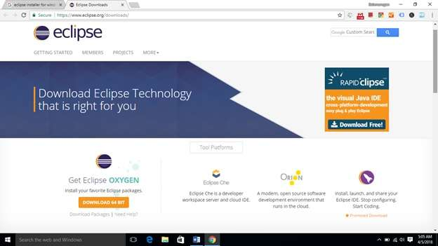 How to install Eclipse Step-by-Step get start with Java
