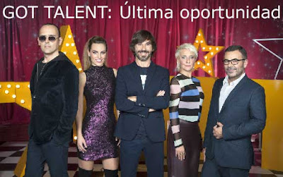 Got talent ultima oportunidad lunes 20 de marzo de 2017