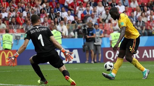 Belgia vs Tunisia Piala Dunia 2018