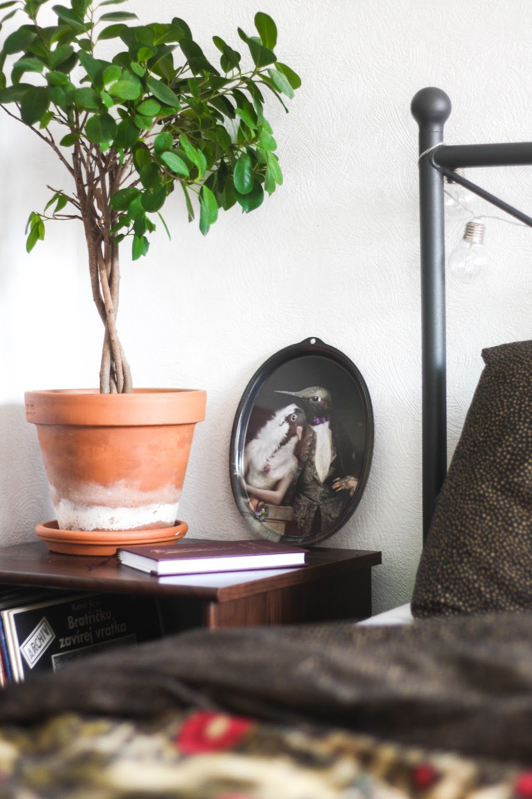 Inspired by Instagram: Beautiful home decor with a mid-century flare
