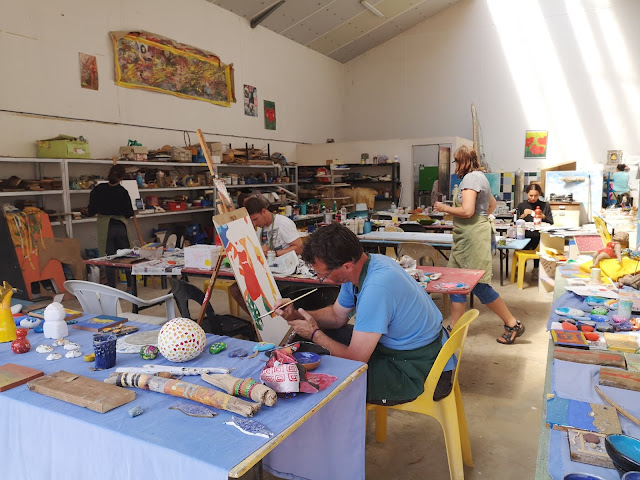 crafting warehouse
