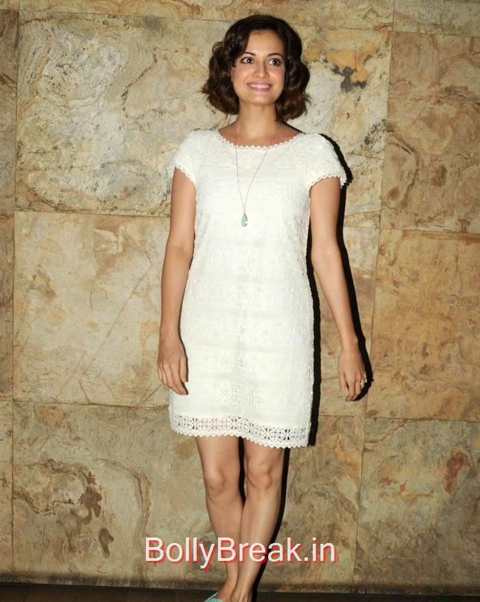 Dia Mirza, Dia Mirza Hot Pics at 'Tanu Weds Manu Returns' Special Screening