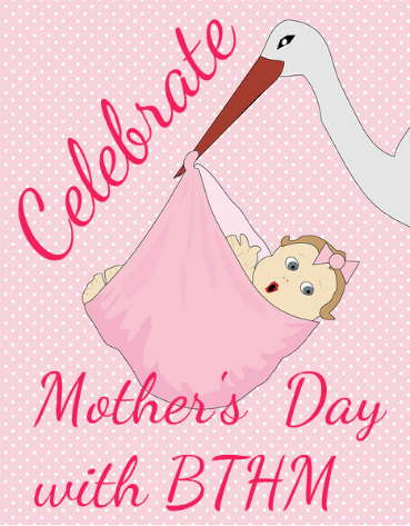 mothers day baby banner