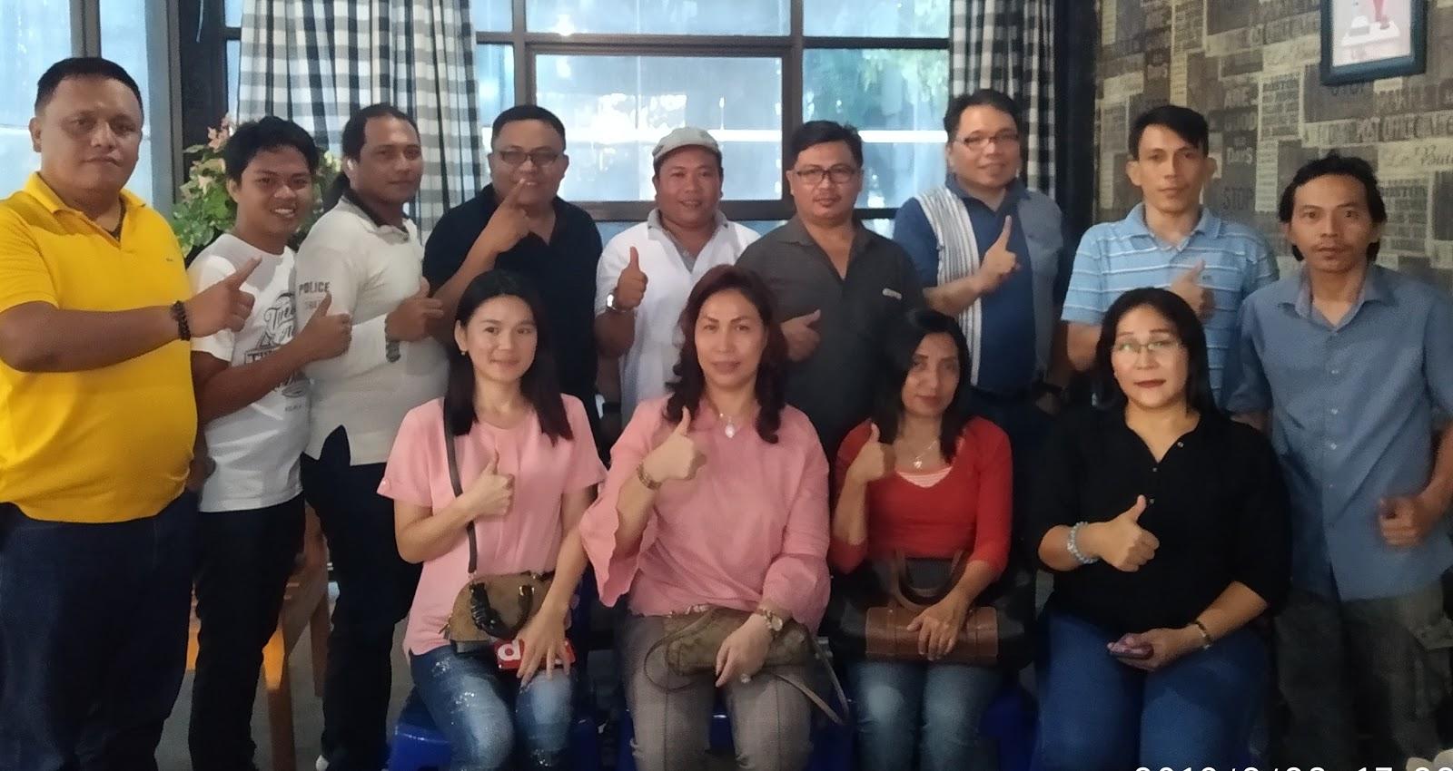 Komunitas One Heart for two Rende Sepakat Perjuangkan Visi-misi Caleg Partai Garuda ini
