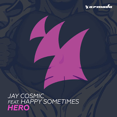 Jay Cosmic - Hero (feat. Happy Sometimes) - Single [iTunes Plus ACC M4A] (2016)