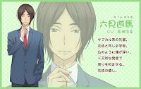 มัตสึมิ อาสึมะ (Mutsumi Asuma) @ Kiss Him, Not Me: Watashi ga Motete Dousunda เมื่อสาววายกลายเป็นสาวฮอต